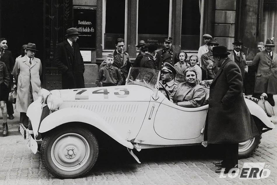 Az Adler Trumpf igazi sikertörténetnek számított a múlt század első felében Németországban.