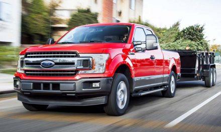 Érkezik a Ford F150 pickup első dízelmotoros változata