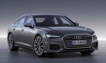 Új Audi A6 nyolcadszor is