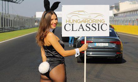 Hungaroring Classic – Mert a klasszikus stílus örök