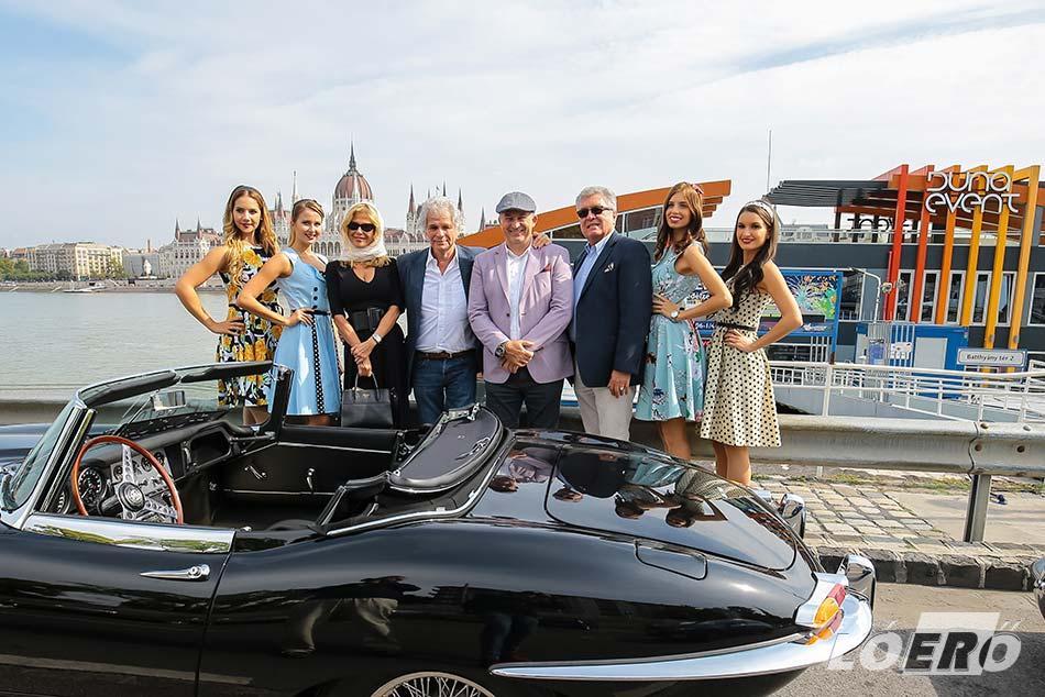 A Hungaroring Classic hazai rendezésének ötletgazdája Szalay Balázs, illetve társai egy valóban rendkívüli eseményt hoztak össze számunkra.