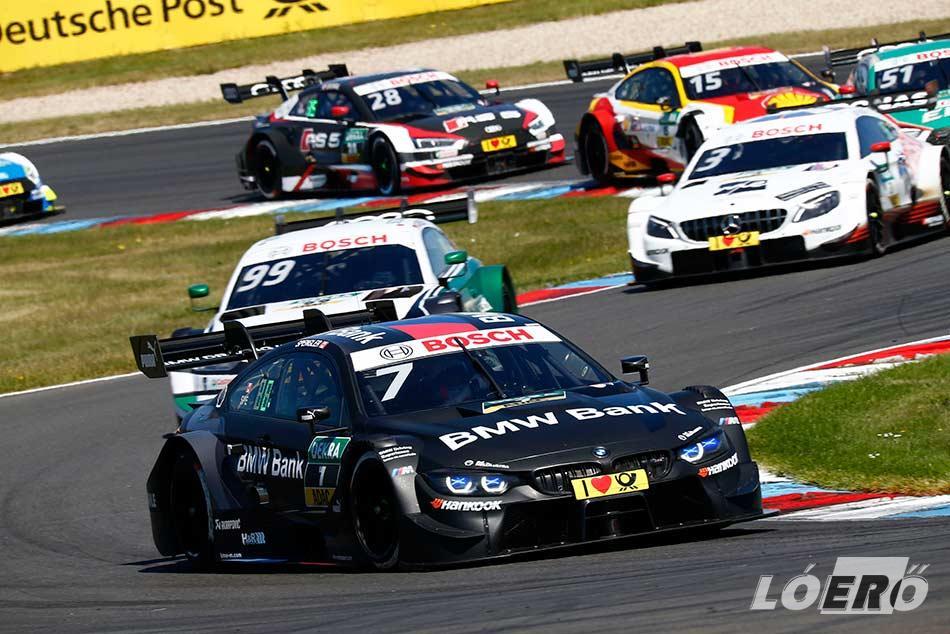 A DTM mára a Forma–1 után a legkomolyabb európai pályaautós versenysorozattá nőtte ki magát.