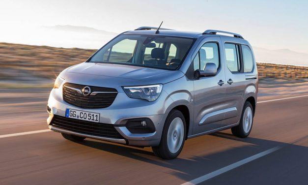 Pakolhatsz gazdagon – Opel Combo Life