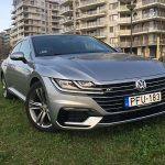 Vérpezsdítő ötajtós kupé – Volkswagen Arteon teszt – R-Line 2.0 TDI