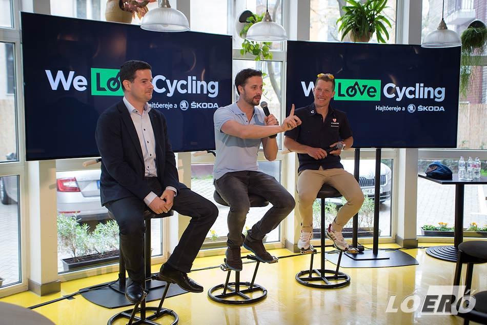WeLoveCycling - Hiánypótló biciklis oldalt indít a Skoda