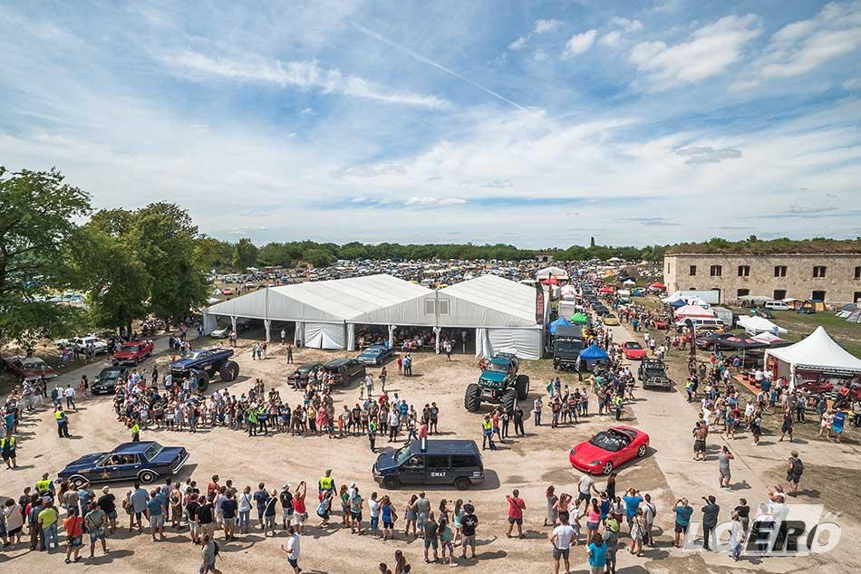 Az évről évre több tízezer embert megmozgató Nemzetközi Amerikai Autó Fesztivál idén is számtalan programmal vár mindenkit.