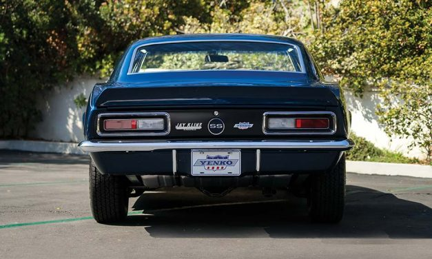 Chevrolet Camaro – Kezdetek