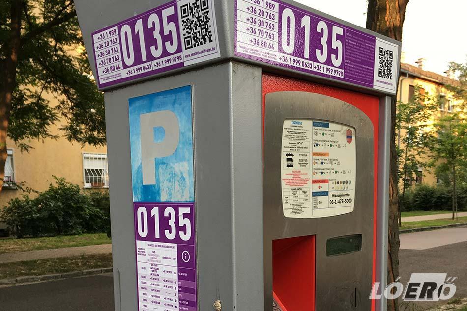 A fizetős parkolás rendszerének üzemeltetését a helyi Önkormányzatok, vagy ezek megbízásából magánvállalkozások végzik. Nevük általában ott virít a jegykiadó automatán.