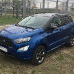 Ford EcoSport teszt -1.0 EcoBoost ST-Line – Európához igazítva