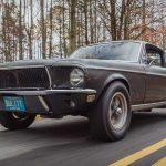 Ford Mustang GT Fastback 1968 – A Bullitt féle eredeti