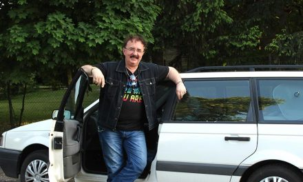 Tarnai Kiss László – Kiszálltam és azt mondtam, hogy viszontlátásra