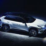 Bemutatkozott a Toyota RAV4 2019