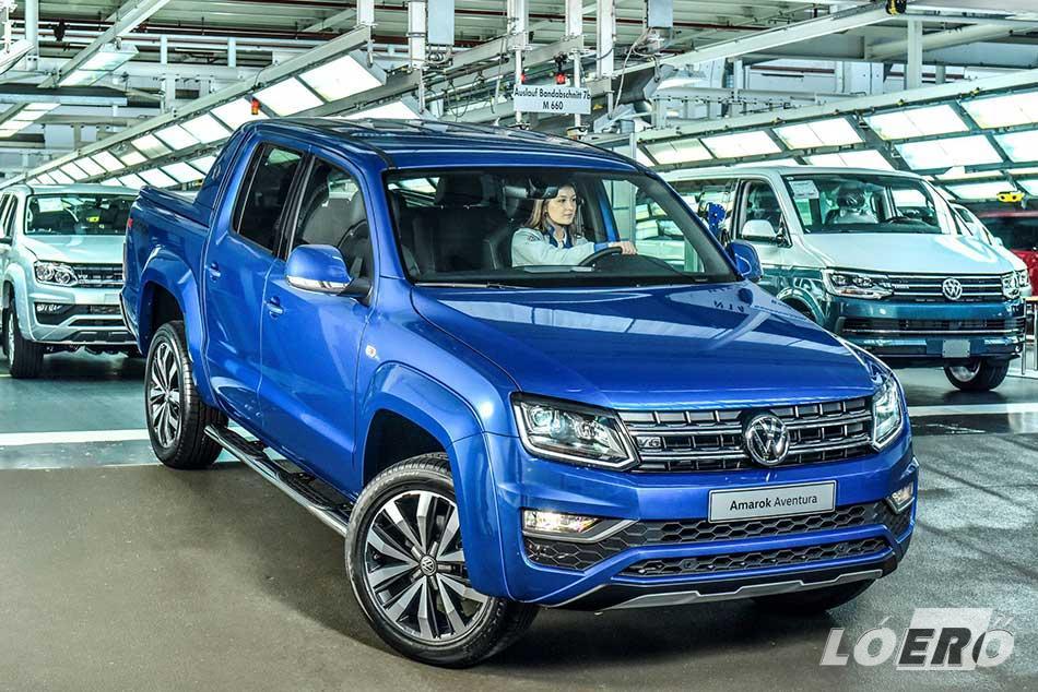 Hannoverben már megkezdték a gyártását, és a hírek szerint elég tekintélyt parancsoló kis teljesítménnyel rukkol elő a legújabb Volkswagen Amarok.