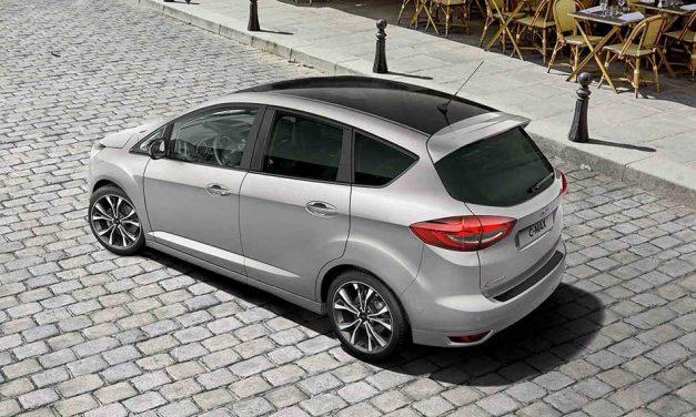 Érkezik a takarékos Ford C-Max Sport