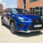 Lexus NX 300h teszt – Extremitás a köbön