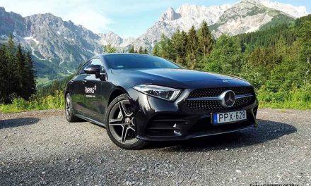 Kipróbáltuk hazánk új büszkeségét – Pappas Auto és SalzburgerLand túra