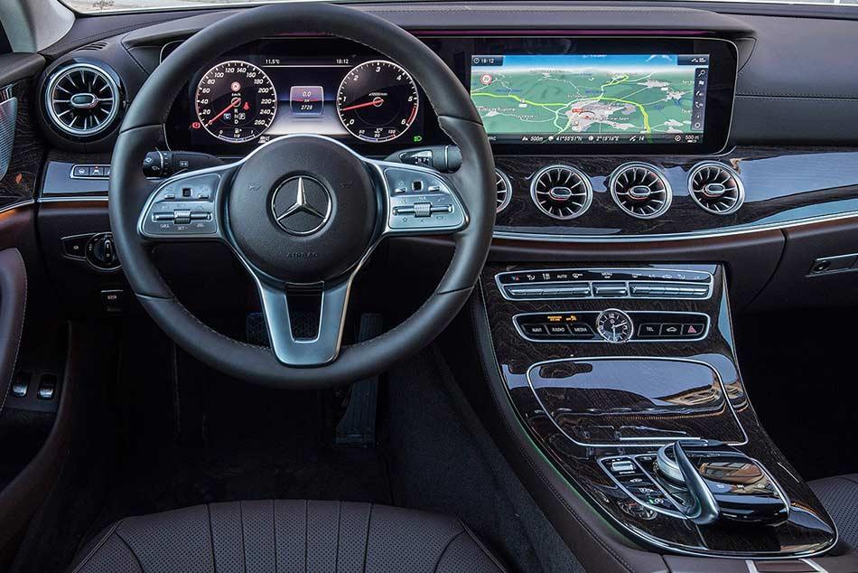 A mindent igény kielégítő Mercedes-Benz CLS 450 4M Coupé