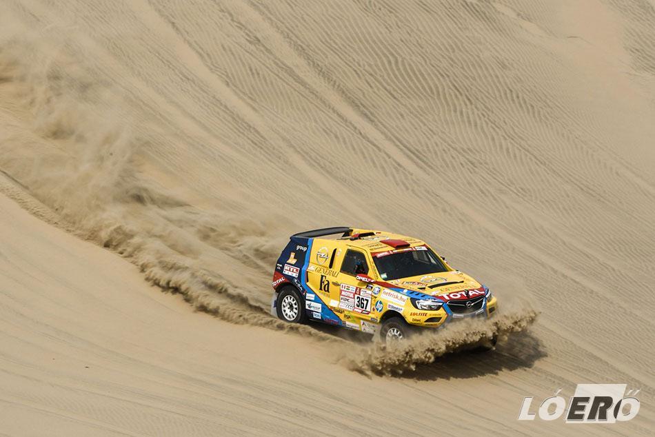 A Dakar rali negyven éves történetében 2019-ben fog először előfordulni, hogy egyetlen országban rendezik a versenyt.