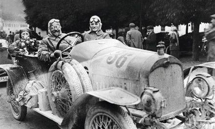 August Horch Audi alapító – Kitartásból jeles