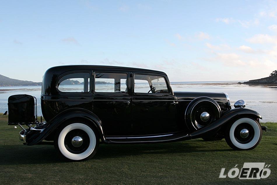 A cég csúcsmodellje a 12 hengeres, hétszemélyes Franklin Twelve Sedan volt, amiben egy 6,5 literes, 150 lóerős léghűtéses gép dolgozott.