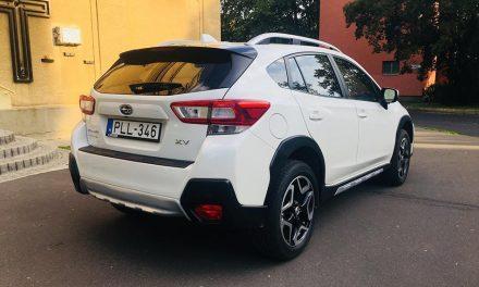Nem lesz divatcikk – Subaru XV teszt – 2.0i Lineartronic Exclusive+
