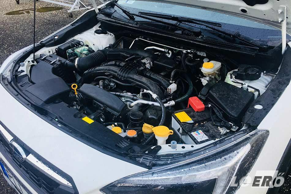 Nagyon jó és megbízható erőforrással látták el az Subaru XV 2.0-át, csak hát az 10-11 literes fogyasztás, ma már nagyon fájdalmas tud lenni egy alapvetően családi autó esetében.