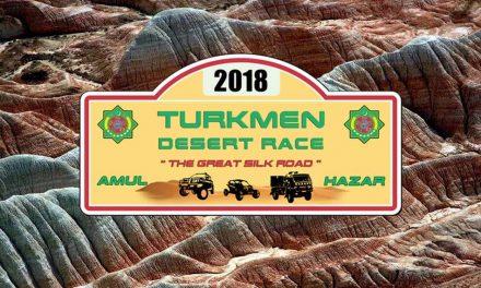 Felfedezők nyomában – Türkmén Desert Race