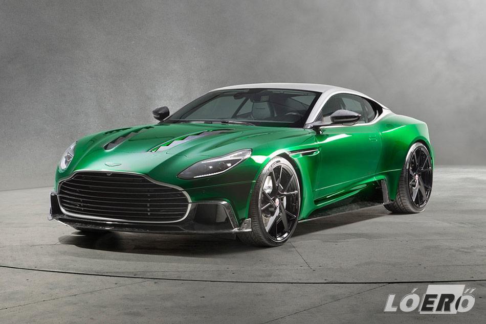 Az Aston Martin DB11-et már új platform, új design, és köszönhetően a Mercedes-AMG-vel kötött szerződésnek, vadonatúj hajtáslánc jellemzi.