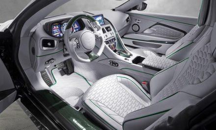 Aston Martin DB11 megdolgozva, itt az új Cyrus