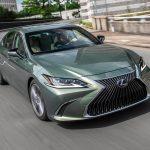 Európába jön a Lexus ES 300h hybrid