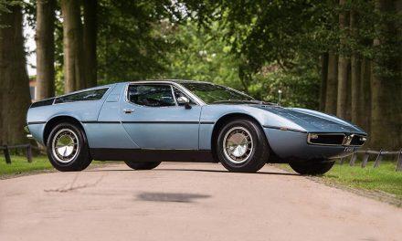 Maserati Bora – Korszakos műremek