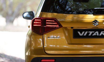 Gazdagodik a Suzuki Vitara felszereltség
