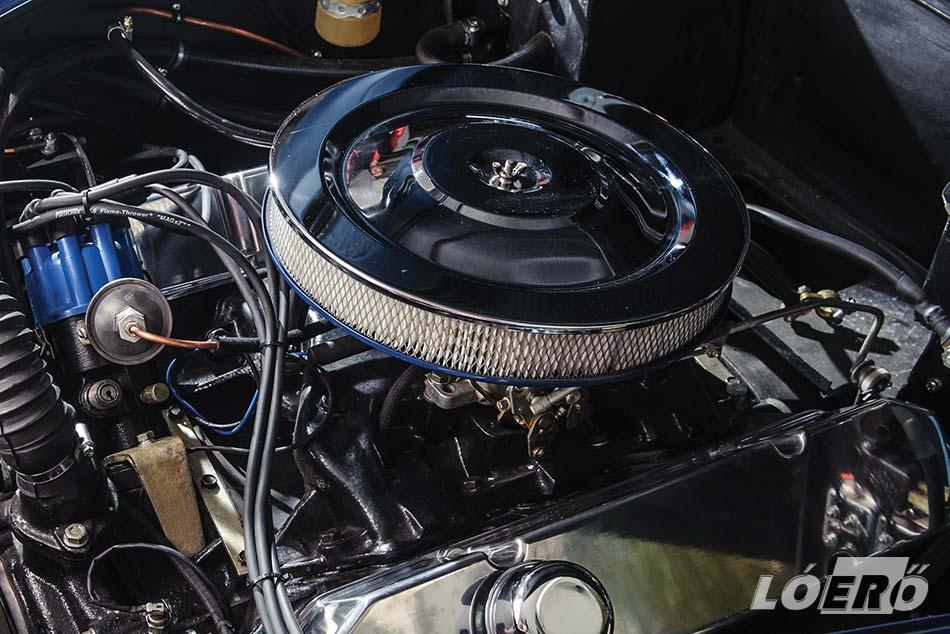 A legkomolyabb erőforrás a sorozatban az 1959-es Facel Vega HK500 jelű volt. Egy 6.3 literes, 360 lóerős V8-as, 240 km/órás csúcstempóval, nulláról százra 8,4 másodperces gyorsulással.