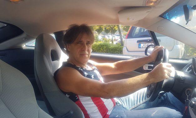 Molnár Imi – A Lanciában igazi sofőr érzésem van