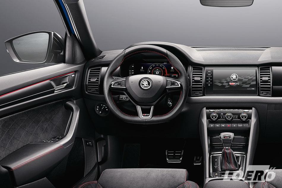 Nem lesz olcsó autó itthon sem, de legalább sok extrát, és magas színvonalú kivitelezést is magában foglal a Skoda Kodiaq RS ára.