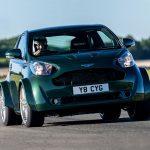 Aston Martin V8 Cygnet – Zsebbombázó