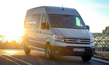 Elektromos furgonnak pedig itt a VW e-Crafter