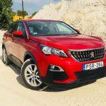 Peugeot 3008 1.6 BlueHDi – Aisin automata váltó beépítve