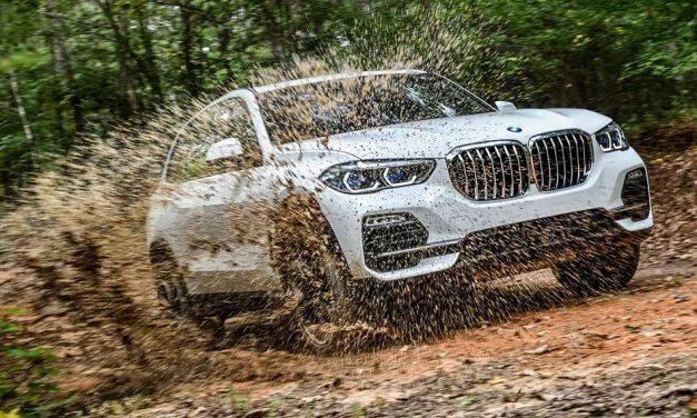 A BMW terepjáró továbbra sem tud hibázni