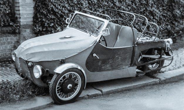A Velorex autó, avagy a biciklik királya