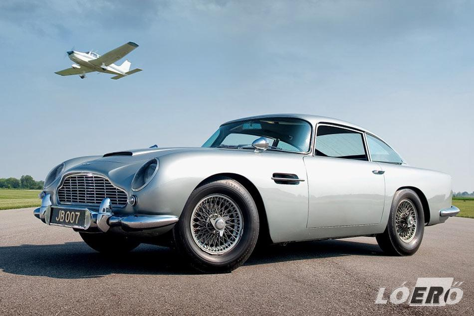 A kortalanná vált James Bond autók, nem csak nézők, de a főhősök között is több generációt megéltek.