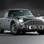 Aston Martin DB5 1964 – James Bond autók legszebbike