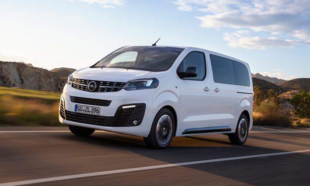 Ütősek az új Opel Zafira méretek