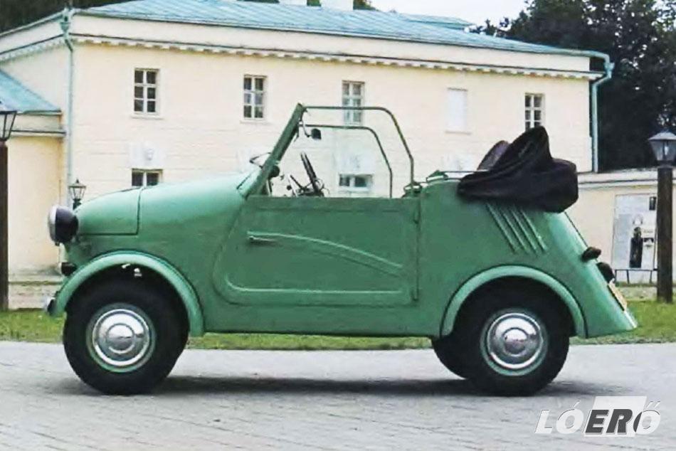Az SzMZ rokkantkocsi sajnos a mozgássérültek számára is egy nehezen kezelhető konstrukció volt.
