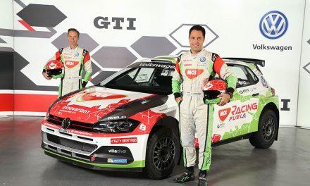 Itt az új Volkswagen Polo GTI R5