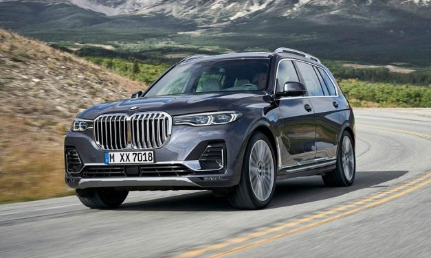 Hatalmas luxust sugároznak a BMW X7 méretek