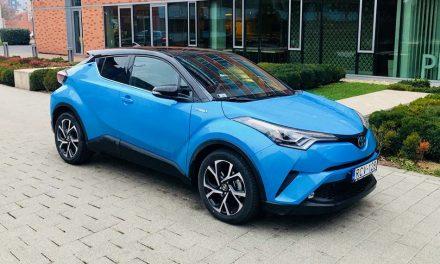 Toyota C-HR 1.8 Hybrid teszt – A legdögösebb