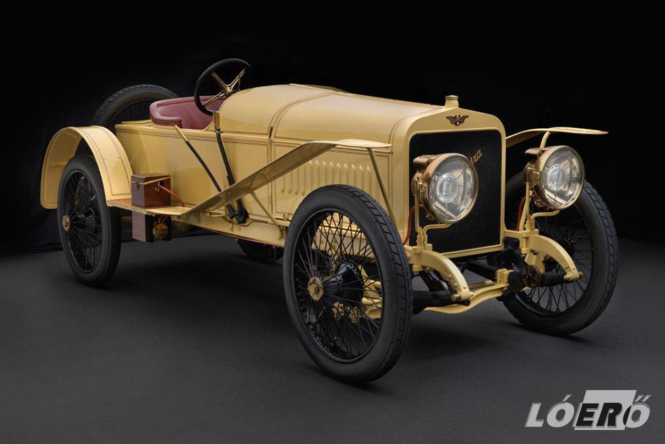A Hispano Suiza versenyautó 2300/perc fordulaton ébredő, körülbelül 65 lóerős teljesítménye 107 éve még nagyon komoly dolognak számított, akárcsak menetteljesítménye, hiszen már az utcai verzió elérte a 120 km/h-s tempót.