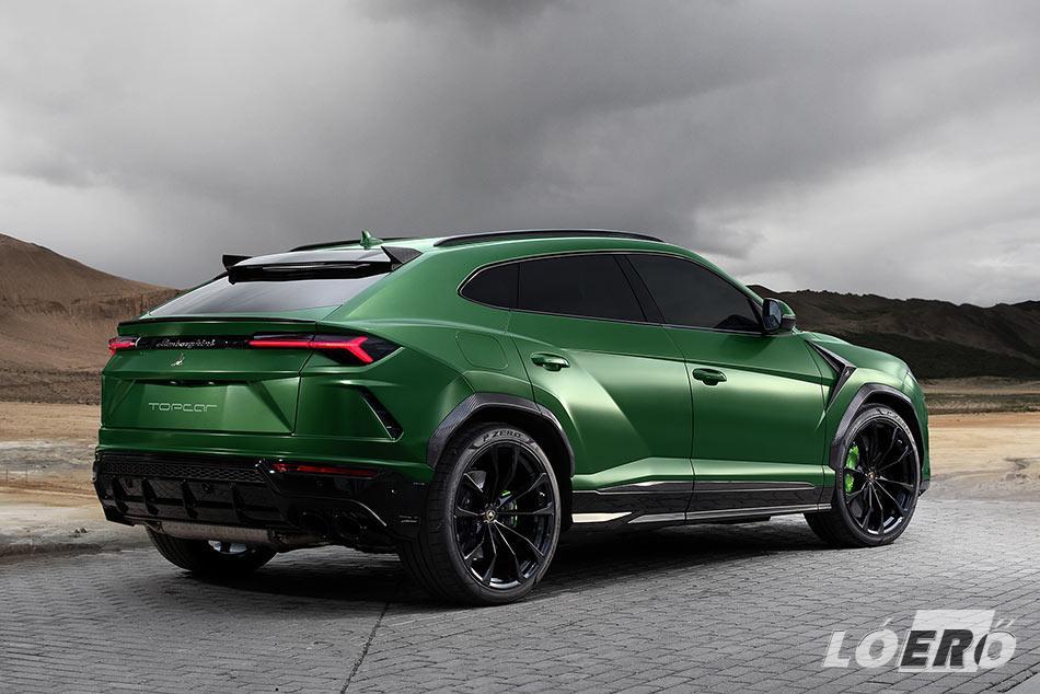 Ízlés kérdése, hogy tetszik vagy sem, de a Lamborghini Urus ár eleve 171 ezer euró környékéről indul, és ha át szeretnénk öltöztetni, csupán a karosszériaelemek cirka 30 ezer körül vannak.