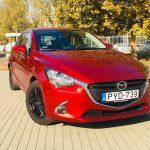 Mazda 2 Takumi – Kézműves termék a szigetről